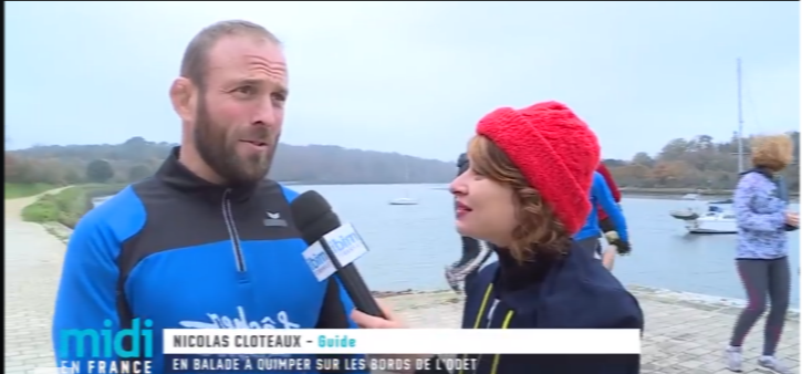 Run In Breizh Quimper by LâchezPrise en Replay sur France 3